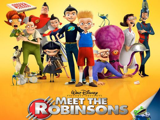 wallpaper: Meet The Robinsons Wallpapers