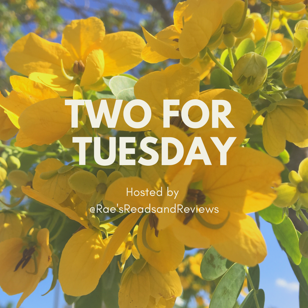 Two for Tuesday Tag by Rae's Reads and Reviews