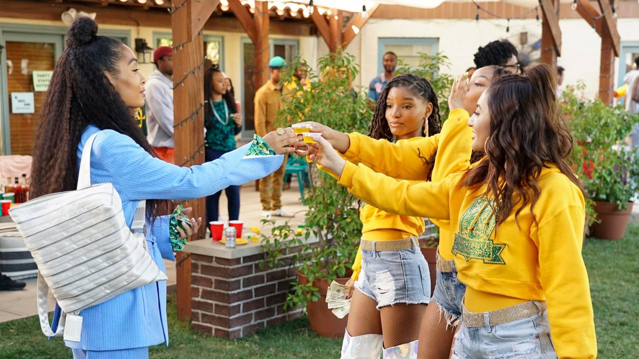 Grownish Season 3 Episode 1 Zoey, Sky, Jazz and Ana
