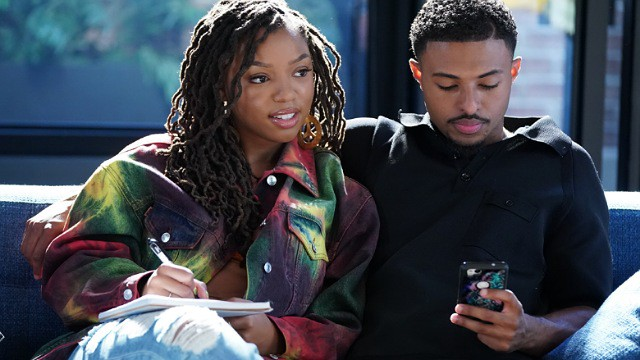 Grownish Season 3 Episode 2 Jazz and Doug