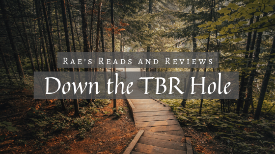Down the TBR Hole Rae's Reads and Reviews