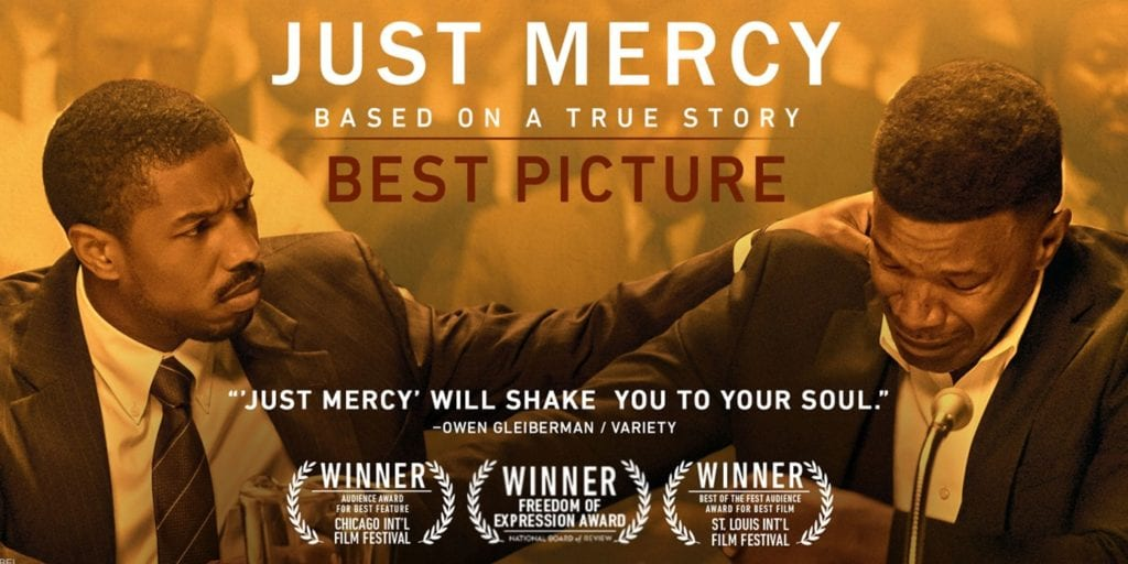 5 Reasons to go see Just Mercy