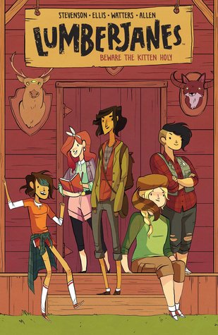 Lumberjanes Book Review Rae's Reads and Reviews