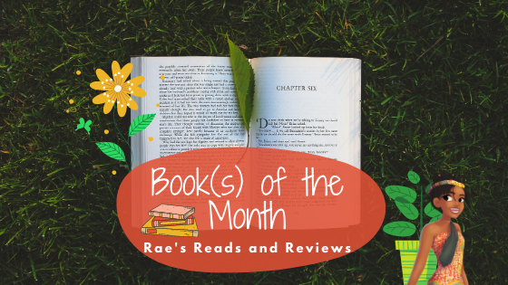 Books of the Month for October ~ Rae's Reads and Reviews