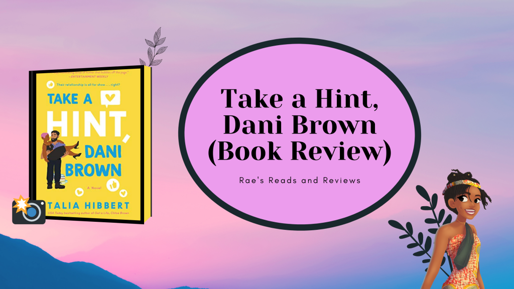 Take a Hint, Dani Brown Book Review ~ Rae's Reads and Reviews