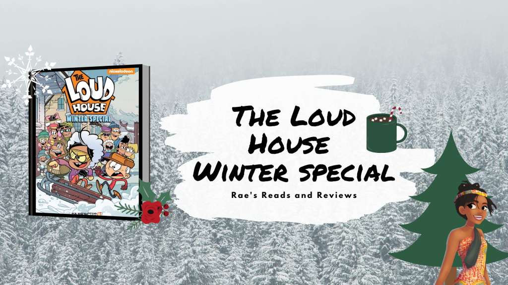 The Loud House Winter Special Review Banner