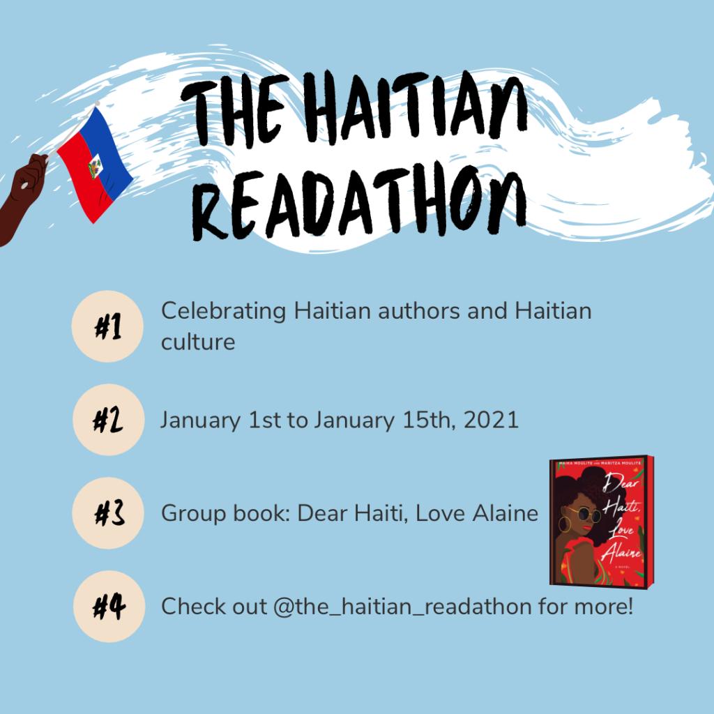 The Haitian Readathon