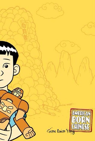 American Born Chinese by Gene Luan Yang